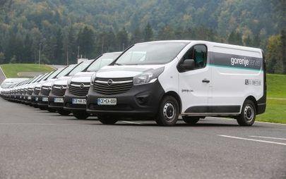 Opel na druženju podjetja Gorenje GSI