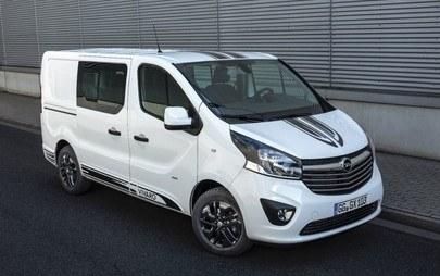 Novi Opel Vivaro Sport pripravljen na prve kupce