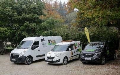Novi najboljši družinski prijatelj – inovativni Opel Combo Life