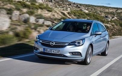 Opel Astra: 500.000 naročil 'Avta leta 2016'