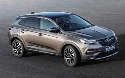 Pravi izzivalec: športen in pustolovski Opel Grandland X