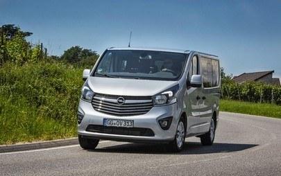 Cene so znane: nova velika kombija Opel Vivaro Combi+ in Tourer
